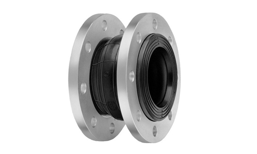 Rubber Bellows Expansion Joints, Single / Double Arch Expansion